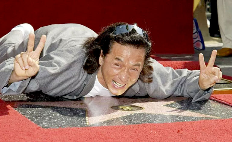 Jackie Chan to receive Lifetime Achievement Oscar!