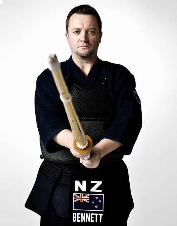 Kyoshi Alex Bennett Dr