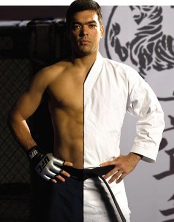 Loyoto Machida Karate DVD cover