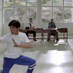 The Nanquan Wushu form