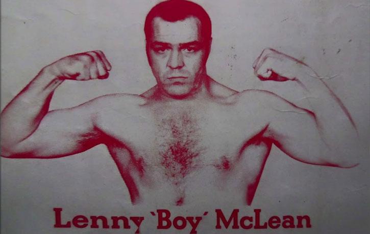 Lenny Boy McLean promo