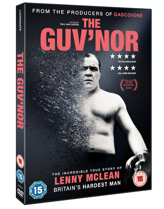 The Guvnor out on DVD and VOD 10th Oct