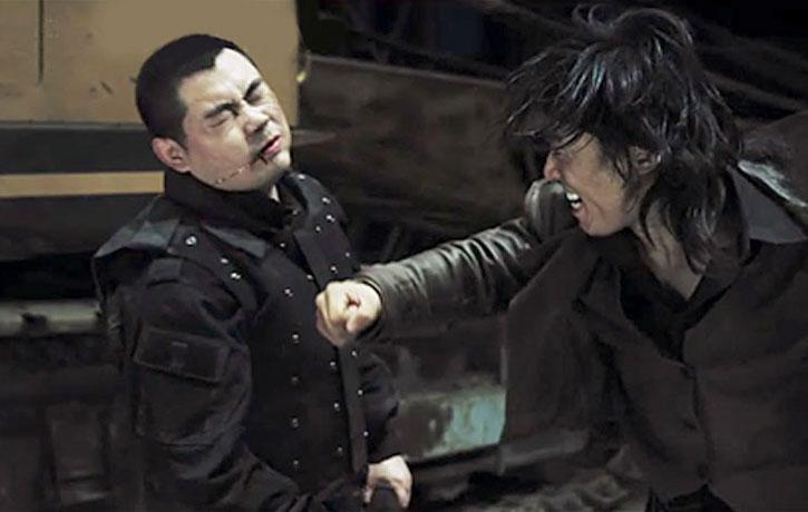 Wu Lin lands a killer knockout
