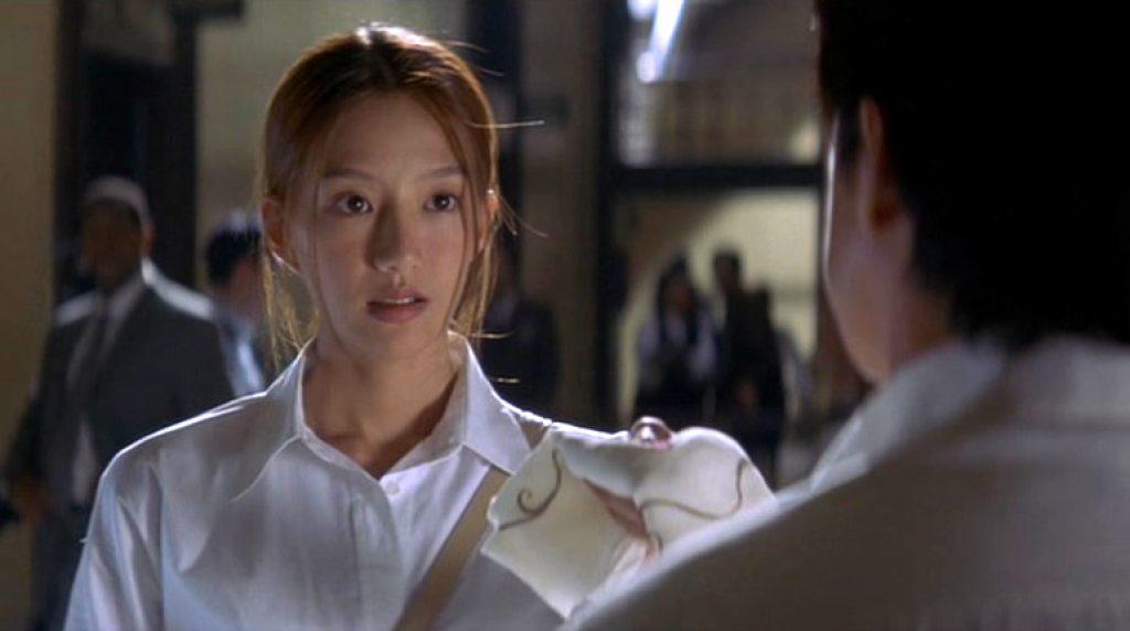 Kim Min jeong stars as Carmen Wong a CIA Agent
