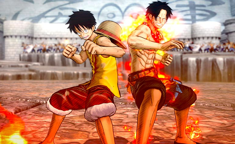One Piece: Burning Blood (2016) - Kung Fu Kingdom