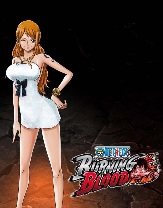 One Piece Burning Blood Nami