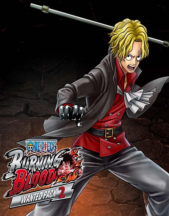One Piece Burning Blood Sabo