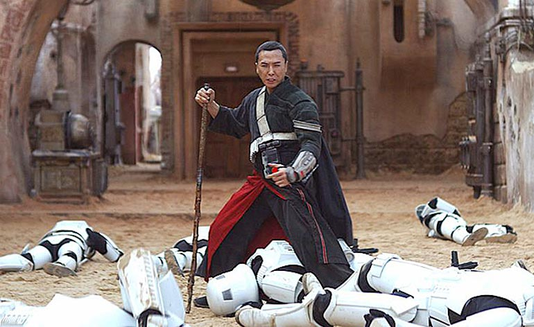 Star Wars Rogue One - Kung Fu Kingdom