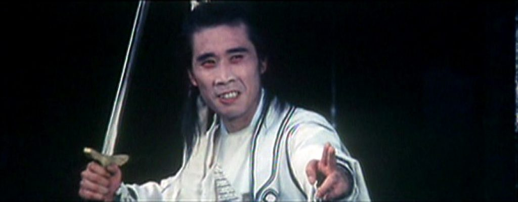 Sun Jian Kui plays the cross eyed bandit