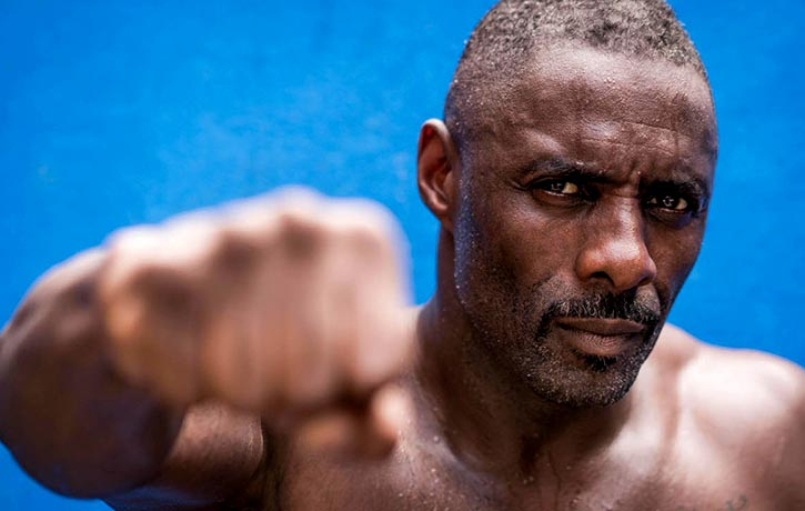 Idris Elba Fighter