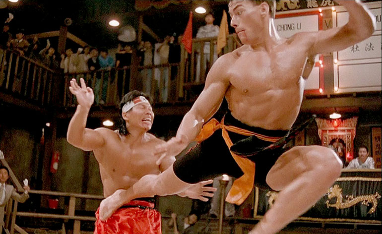Top 10 Jean Claude Van Damme Movie Fight Scenes Kung Fu Kingdom2 770x472