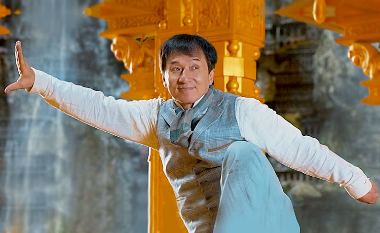 Interview with Jackie Chan 770x472