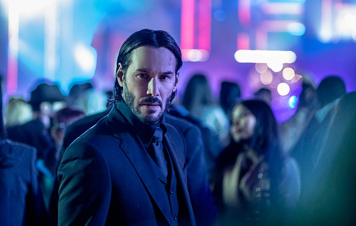 John Wick a reluctant yet relentless assassin