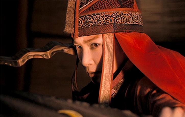 Li Bingbing plays Shangguan Jinger