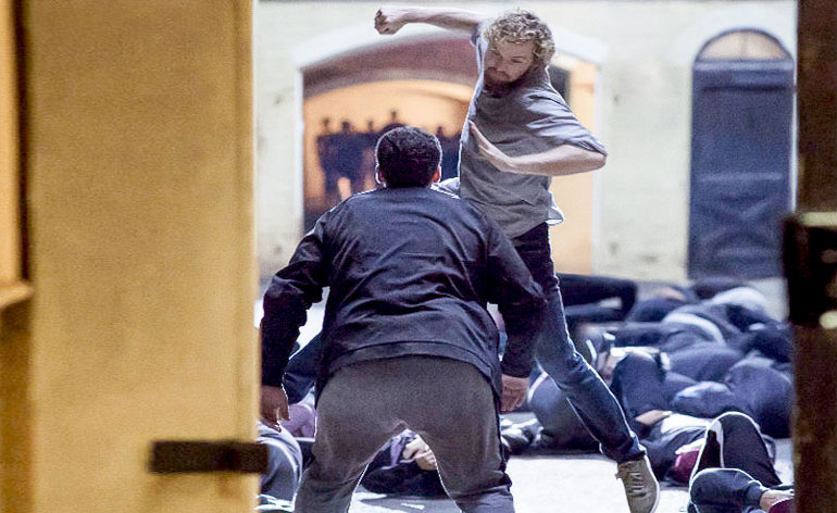 New Iron Fist trailer and action clip released! - Kung Fu Kingdom