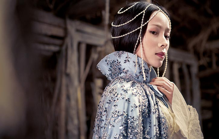 A classic Chinese tale of heroism and romance