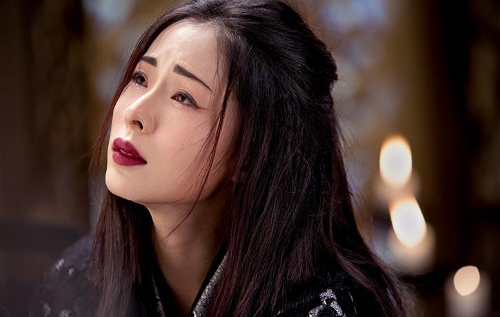 Jiang Yiyan stars as Mu Yung Chiu Ti