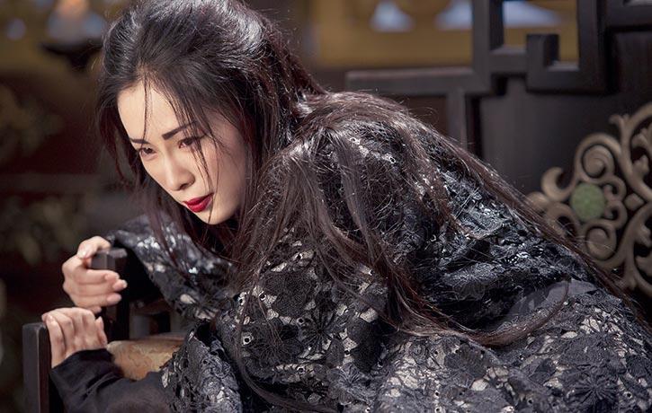Mu Yung Chiu Ti feels betrayed