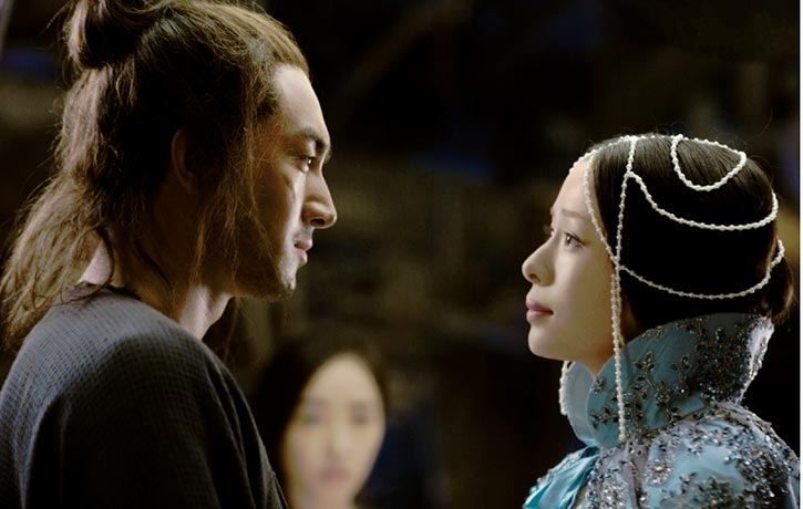 The film captures the heart soul romance and humour of classic wuxia novels
