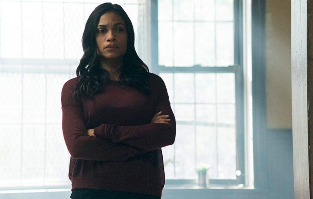 Claire Temple has been running into a lot of superheroes lately!