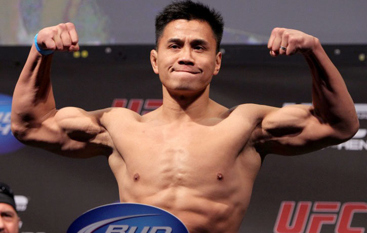 Cung Le UFC weigh in
