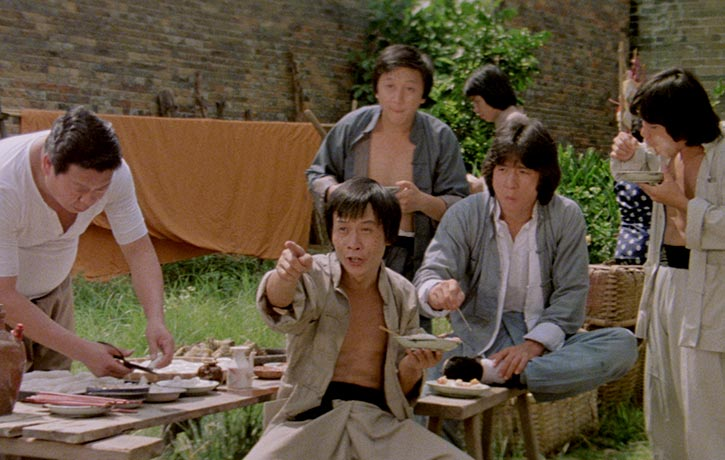 Look Its Drunken Master in high definition