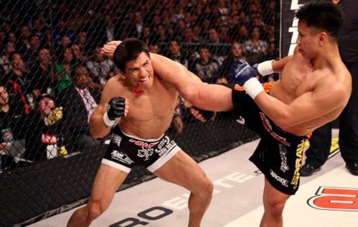 The fight that made Cung Le an MMA legend