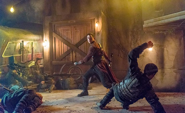 Into the Badlands: Season Two – Episode 10