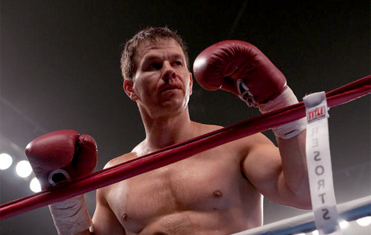 Mark Wahlberg plays Micky in The Fighter