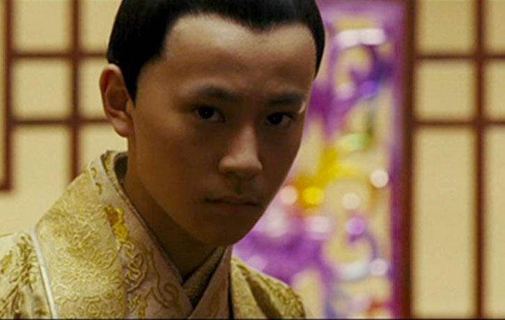 Prince Yu watches everyone