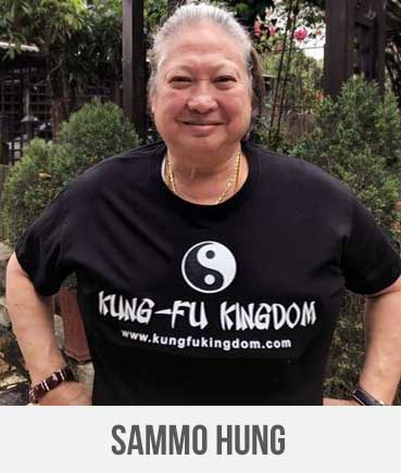 Sammo Hung - KFK Friends
