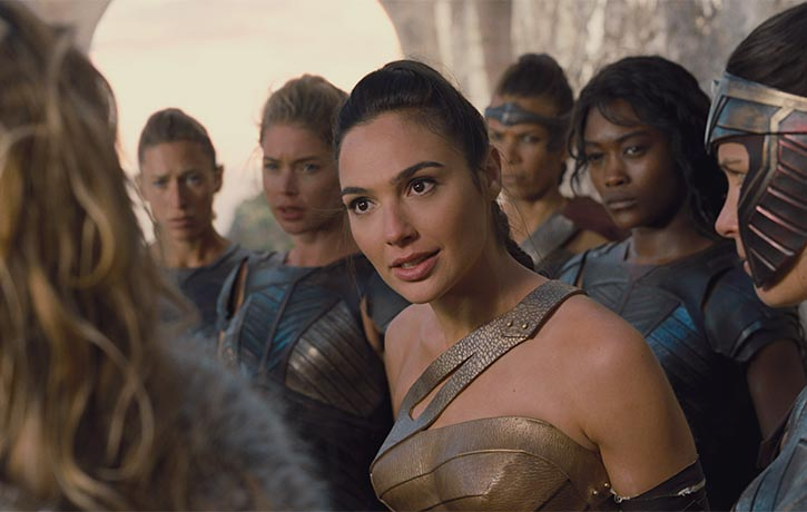Diana believes it is the duty of the Amazons to stop Ares