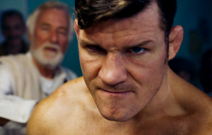 Michael Bisping stars as Roy Pretty Boy Shaw