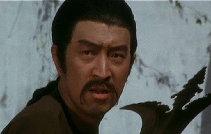 Real life martial arts Master Alexander Tse Wing Ming