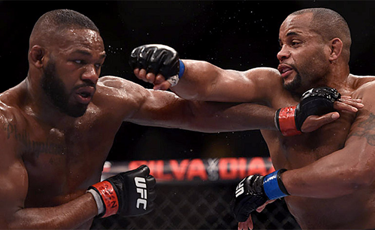 UFC 214 Daniel Cormier VS Jon Jones Kung Fu Kingdom 770x472
