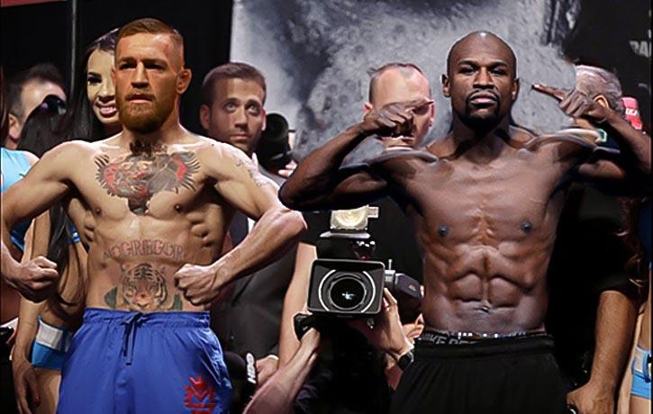 The Money Fight: Floyd Mayweather vs Conor McGregor