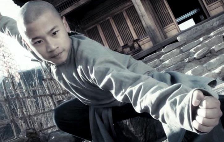 A young Chen Zaiyang