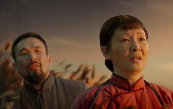 Award winning dramatic actress Xu Fan stars as Auntie Qin