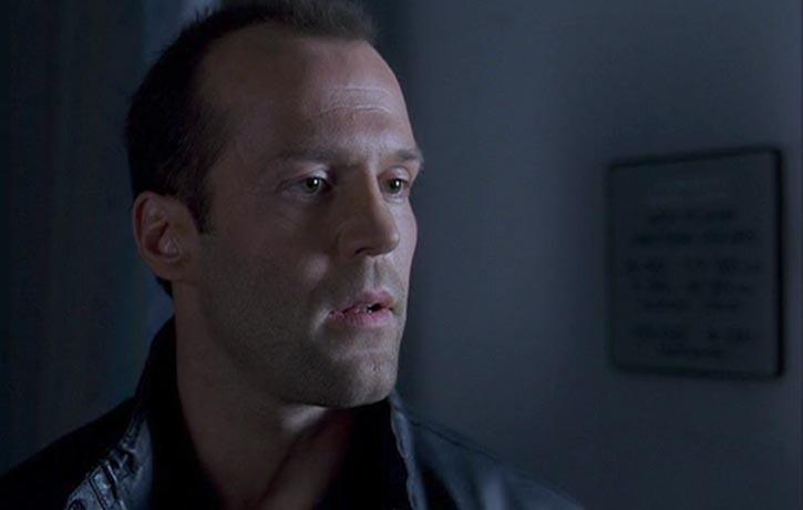 Before he was Frank Martin Jason Statham was MVA Agent Evan Funsch