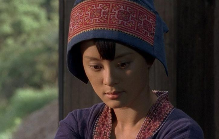 Betty Sun Li plays Moon Yueci