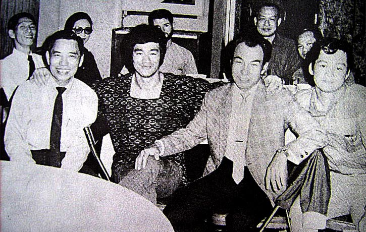 Bruce Lee The Chin Woo Connection