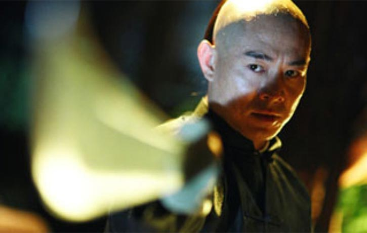 Jet Li stars as Huo Yuanjia Fearless