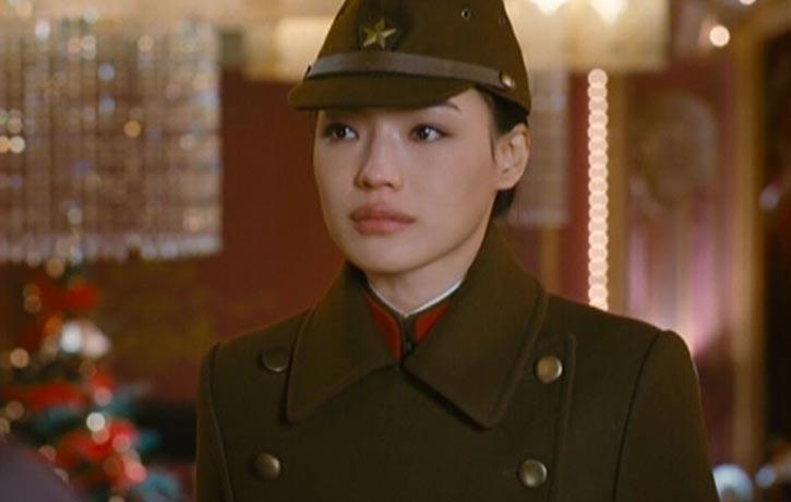 Kiki is actually Captain Yamaguchi Yumi