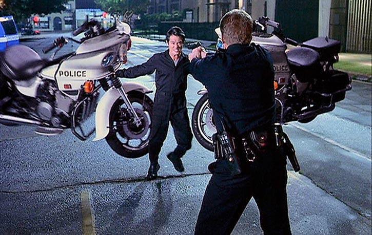 Prepare for a motorbike smash sandwich