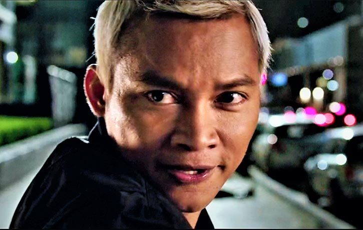 Tony Jaa enters the franchise as Talon