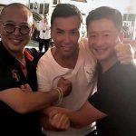 Donnie Yen Jet Li and Wu Jing Project Coming Soon Kung Fu Kingdom 770x472