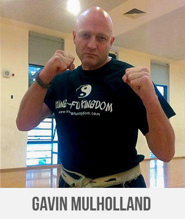 Gavin Mulholland - Kung Fu Kingdom Hall of Fame