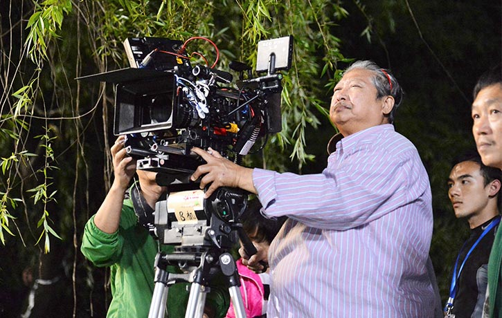Sammo directs the action for Call of Heroes
