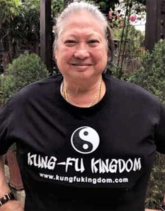 Sammo is happy that Kung Fu Kingdom is dedicated to showcasing many kung fu movies and martial artists worldwide