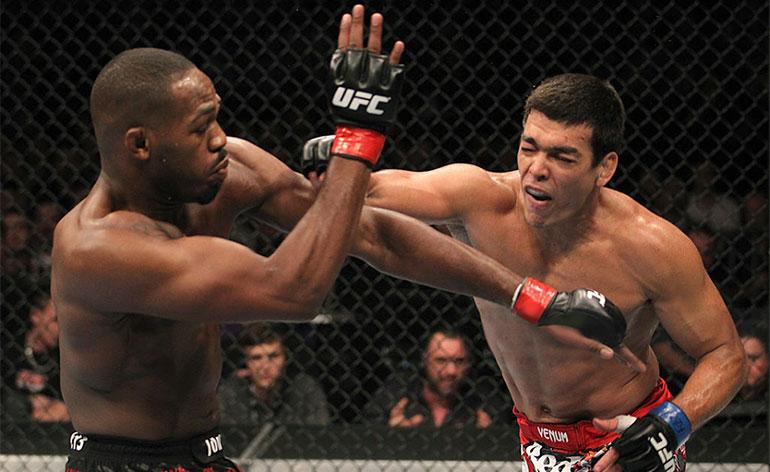 Top 5 MMA Finishes – Jon Jones